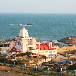 Gandhi Memorial, Kanyakumari in