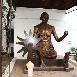 Gandhi Memorial Museum in New Delhi