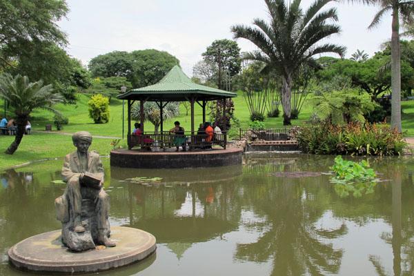 Gandhi Centenary Park in Durban