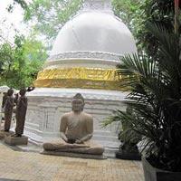 Gangaramaya (Vihara) Buddhist Temple in Colombo