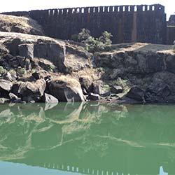 Gangasagar Lake in Raigad