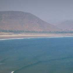 Gangavaram Beach in Visakhapatnam