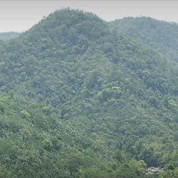 Garo Hills in Tura