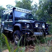 Gauteng 4x4 Trails in Gauteng