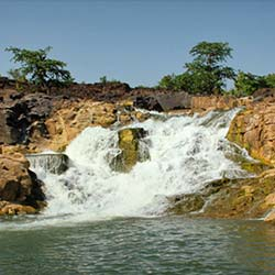 Gayatri Waterfalls in Adilabad