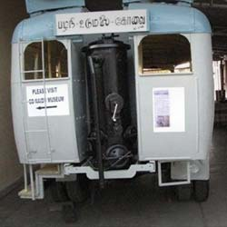 GD Naidu Museum in Coimbatore