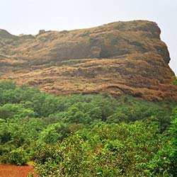 Ghanghad Fort in Lonavala