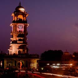 Ghanta Ghar in Jodhpur