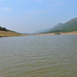 Ghora Katora Lake in Rajgir