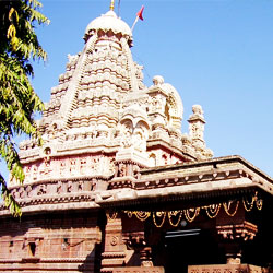 Ghrishneshwar Temple in Aurangabad