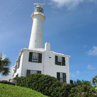 Gibbs Hill Lighthouse ( Bermuda ) in Hamilton