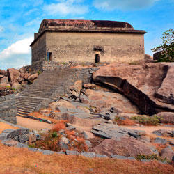Gingee Fort in Chennai