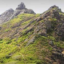 Girnar Hills in Junagadh