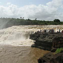 Godchinamalaki Falls in Belgaum