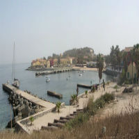 Goree Island in Dakar