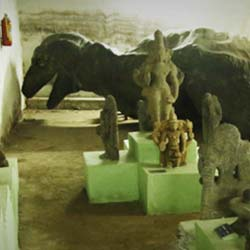 Government State Museum in Coimbatore