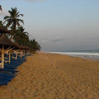 Beaches of Grand Bassam in Grand Bassam