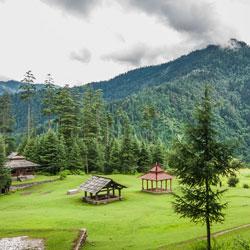 Great Himalayan National Park in Kullu