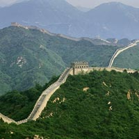 Great Wall in Beijing