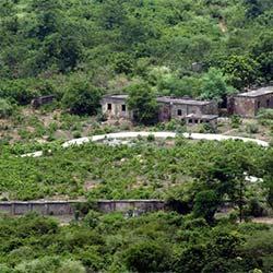 Griddhakuta Hill in Rajgir