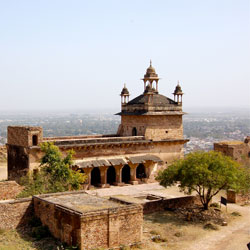 Gujari Mahal in Gwalior
