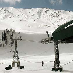 Gulmarg Biosphere Reserves in Gulmarg
