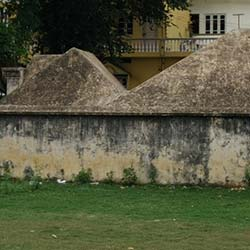 Gun Powder Storage in Srirangapatna