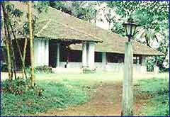 Gundert Bungalow in Kannur