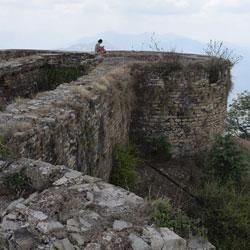 Gurkha Fort Subathu in Parwanoo