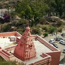 Guru Shikhar in Mount Abu