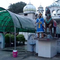 Gurudwara Bhangani Sahib in Sirmaur