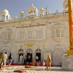 Gurudwara Shri Guru Nanakji in Kasauli