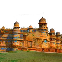 Gwalior Fort in Gwalior