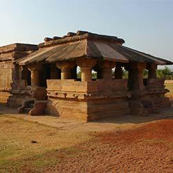 Halabasappana Gudi in Aihole