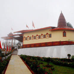 Hanuman Tok in Gangtok