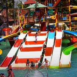 Hardy's World Amusement Park in Ludhiana