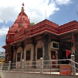 Harsiddhi Temple in Ujjain