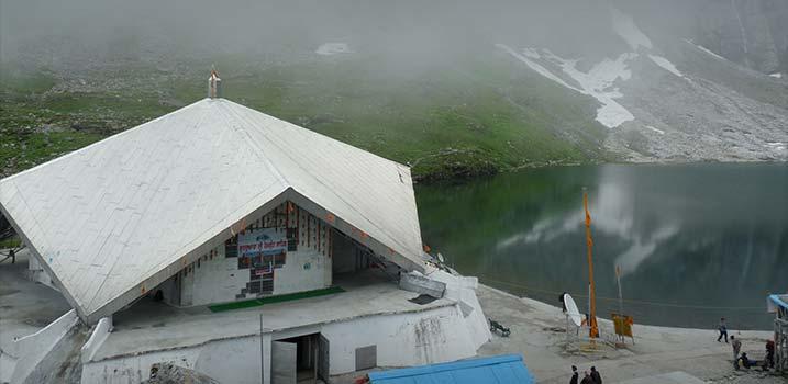 Hemkund Sahib Gurdwara