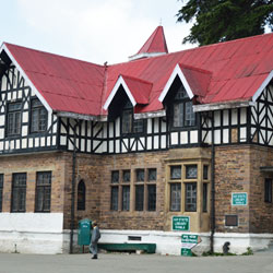Himachal State Museum & Library in Shimla