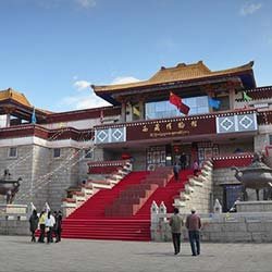 Himalayan Tibet Museum in Darjeeling