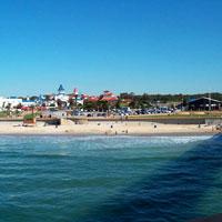 Hobie Beach in