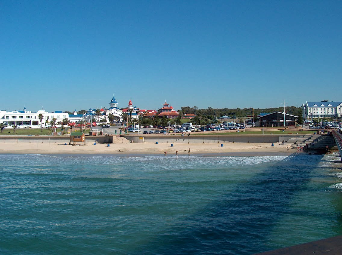 Hobie Beach in Port Elizabeth