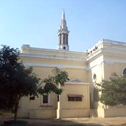 Holy Trinity Church in Allahabad