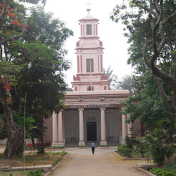 Holy Trinity Church in Bangalore