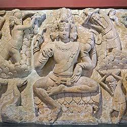 Huchappayyagudi Temple in Aihole