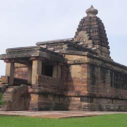 Huchimalli Temple in Aihole