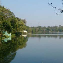 Hudco Lake in Jamshedpur