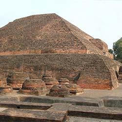 Huin Shuein Memorial in Nalanda