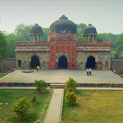 Humayuns Mosque in Fatehabad