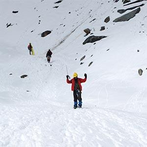 Ice Climbing in Ladakh in Leh Ladakh